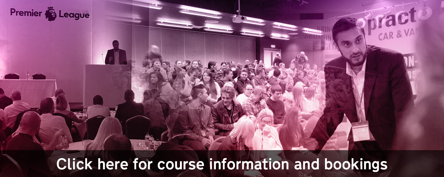 course information and bookings