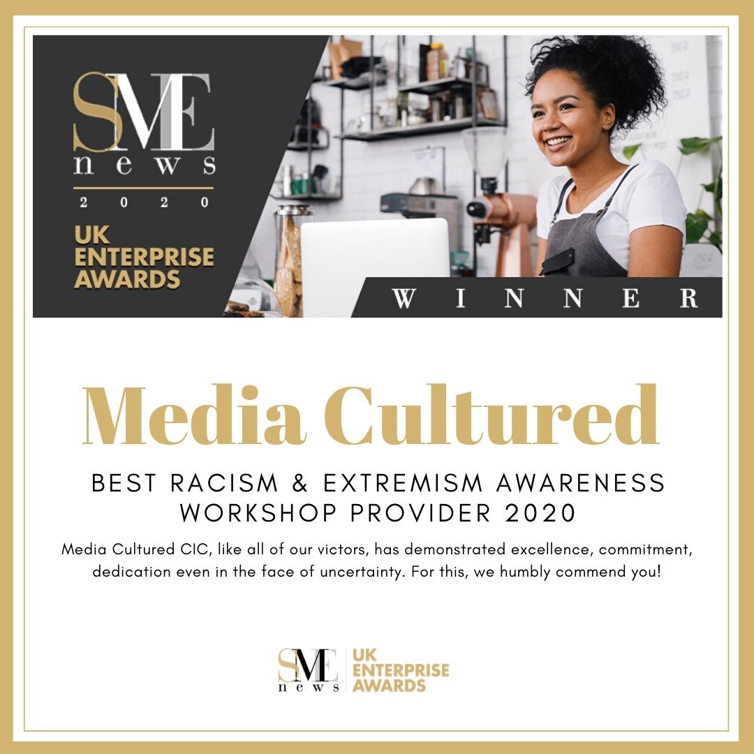 Best Racism and Extremism Awareness workshop provider 2020