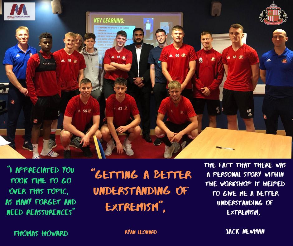 Countering racism in sport