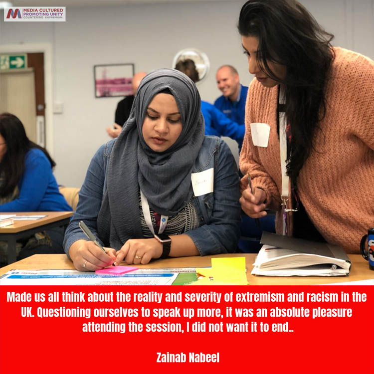 Promoting Unity Workshops